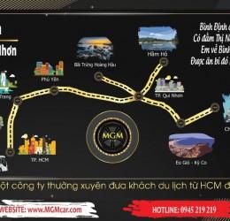 Thuê xe Tết đi Qui Nhơn
