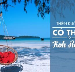 Những lý do Bạn nên thuê xe du lịch đi tự túc đến Cambodia