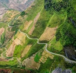 Những cung đường đèo đẹp nhất Việt Nam
