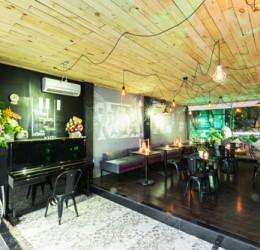 Đa phong cách với quán cafe của kiến trúc sư ở Sài Gòn