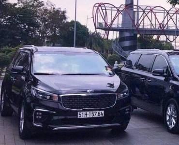 Cho thuê xe 7 chỗ Sedona hợp đồng dài hạn