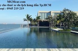 Thuê xe 16 chỗ đi Marina Bay Vũng Tàu Resort...