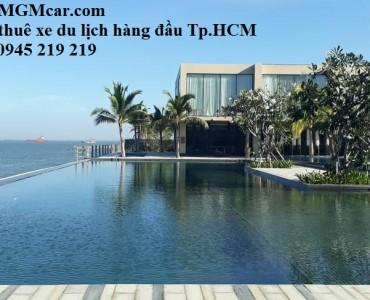 Thuê xe 16 chỗ đi Marina Bay Vũng Tàu Resort & Spa