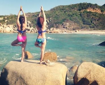 Biển Bình Tiên – hòn ngọc xinh đẹp của Ninh Thuận