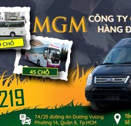 Thuê xe 16 chỗ từ Tp.HCM đi Cambodia