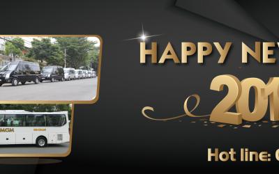 Lời chúc tân xuân của đội ngũ nhân viên công ty xe MGM gửi tới khách hàng