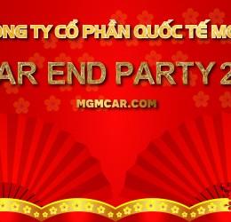 Đón xuân 2019 cùng dịch vụ cho thuê xe của MGM