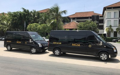 Thuê xe 16 chỗ đón từ sân bay Tân Sơn Nhất đi Phan Thiết