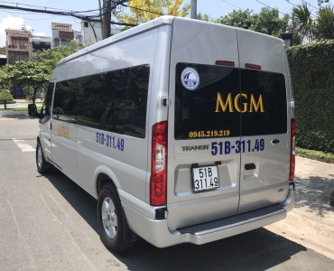 Lý do chọn MGM khi thuê xe du lịch 30 chỗ tại TPHCM