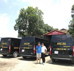 Thuê xe 16 chỗ tại Quận 6, Tp.HCM đi Nha Trang