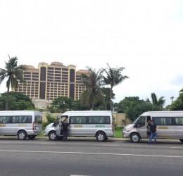 Giá thuê xe du lịch tại thành phố Hồ Chí Minh