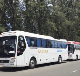 Dịch vụ thuê xe du lịch TPHCM chuyên nghiệp, nhiệt tình, thân thiện