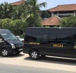 Cho thuê xe 7 chỗ/ 16 chỗ đi công tác từ TPHCM đến KCN Nhơn Trạch tỉnh Đồng Nai