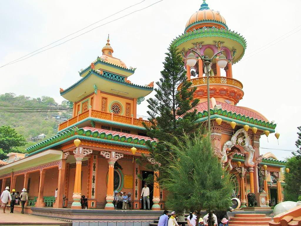 Hình ảnh chùa Tây An