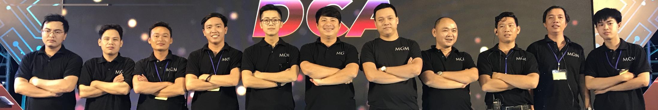 Nhân sự MGMcar sẵn sàng hỗ trợ 24/24