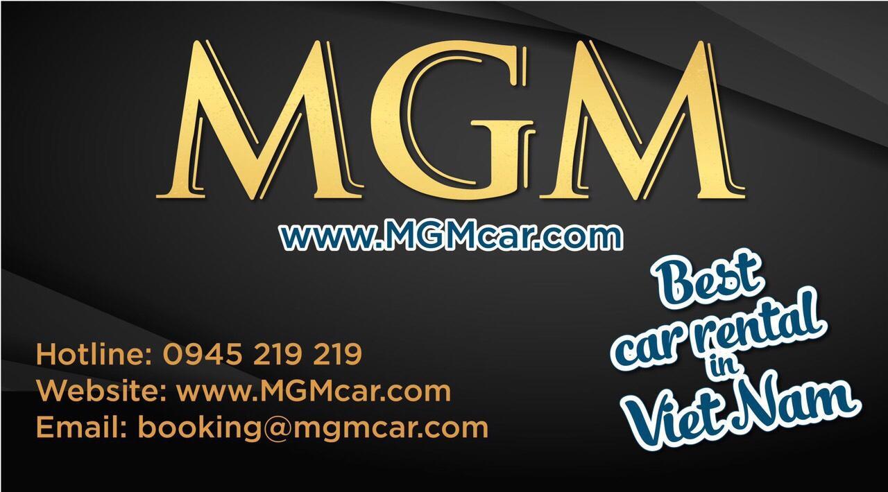 MGM – đơn vị chuyên cho thuê xe hợp đồng dài hạn chất lượng