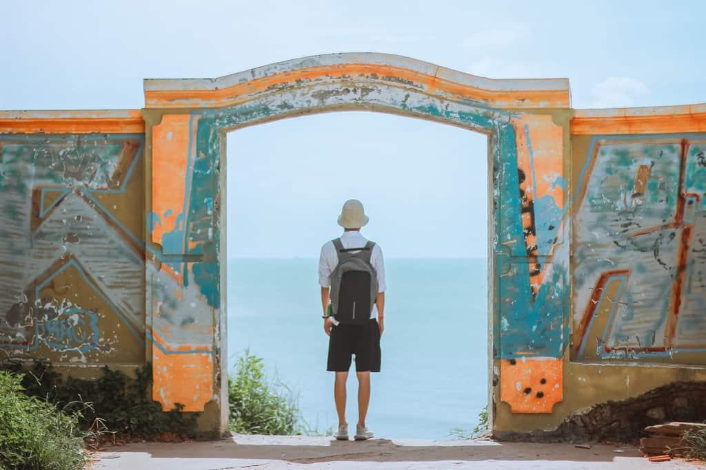 Cổng trời là địa điểm thu hút đông đảo du khách