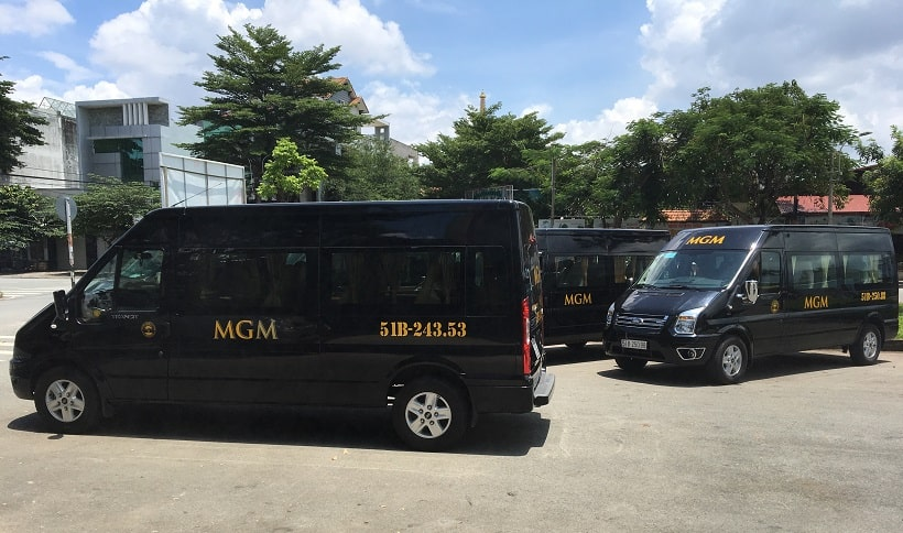 MGMcar - đơn vị cho thuê xe chuyên nghiệp uy tín
