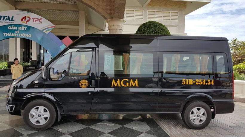 MGMcar cho thuê xe 16 chỗ cao cấp(Hình 13)
