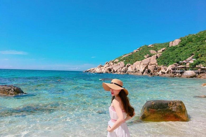 Đảo Bình Ba tuyệt đẹp giữa đất trời