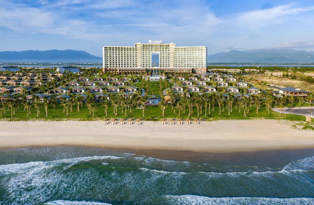Một trong những Resort 5 sao tại biển Bãi Dài Nha Trang