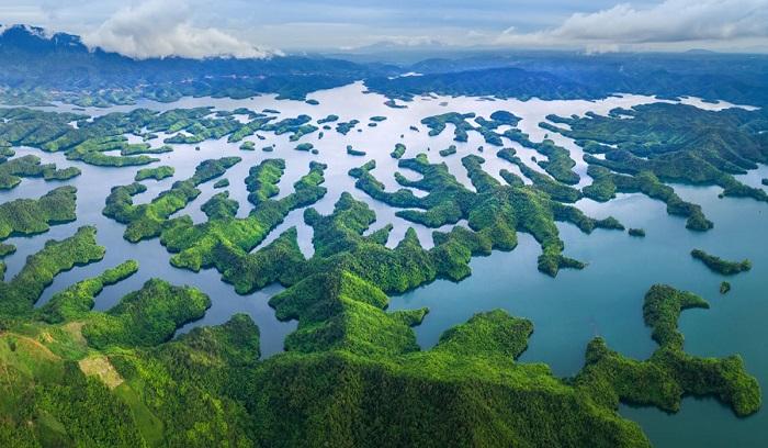 Đaknông - nơi hội tụ cảnh đẹp của núi rừng Tây Nguyên hùng vĩ