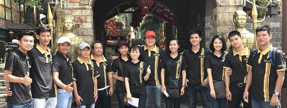 Đội ngũ nhân sự sẵn sàng phục vụ khách hàng 24/7