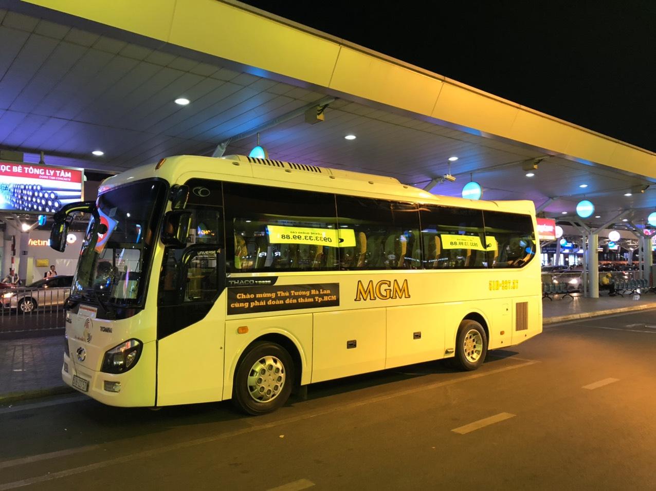 MGM car  là một trong những thương hiệu cho thuê du lịch uy tín, chất lượng và có quy mô lớn tại TP Hồ Chí Minh.