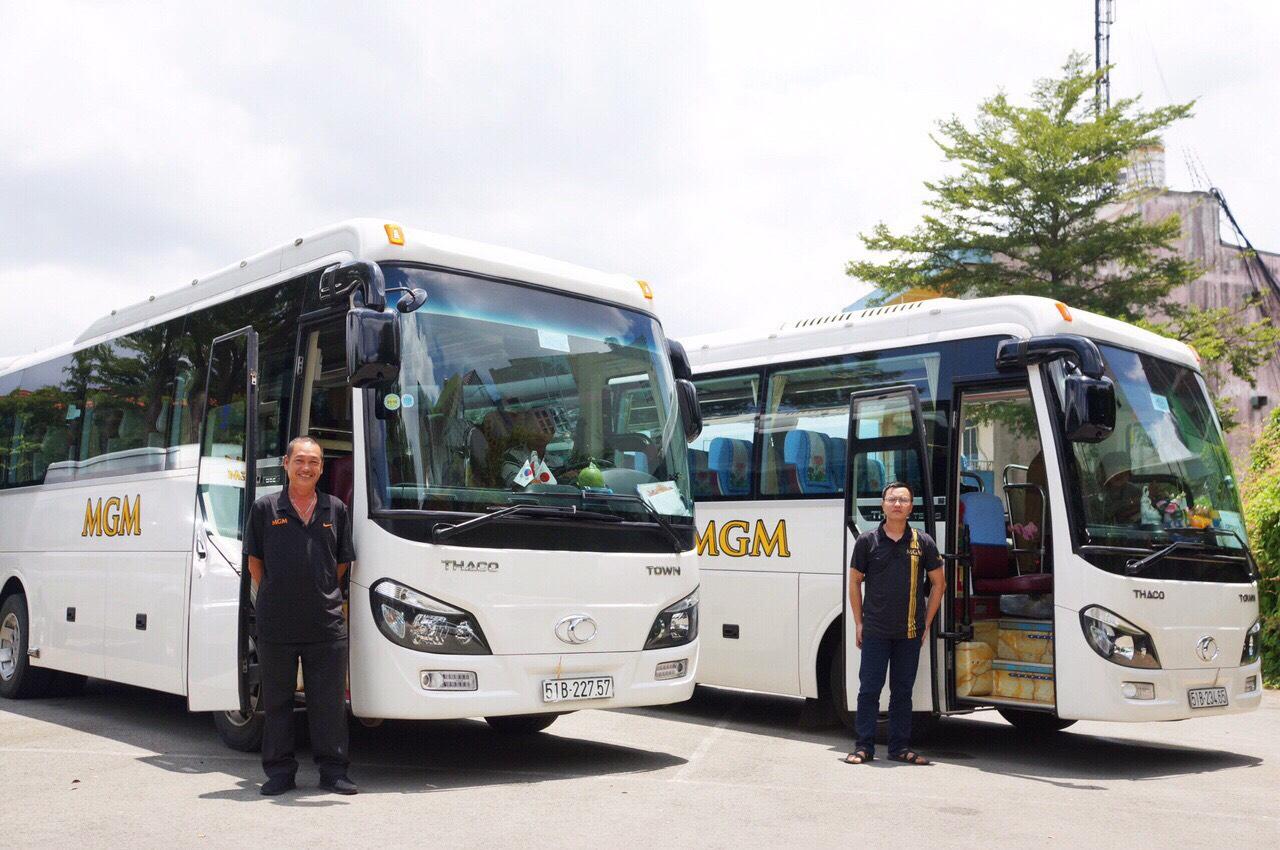 Thuê xe 29 chỗ đi Phan Thiết sẽ giúp quý khách thoải mái di chuyển