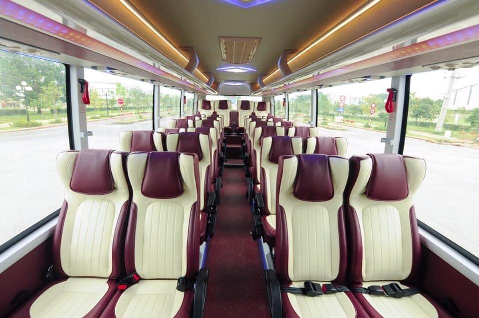 Hệ thống ghế ngồi sang trọng , cao cấp (1)