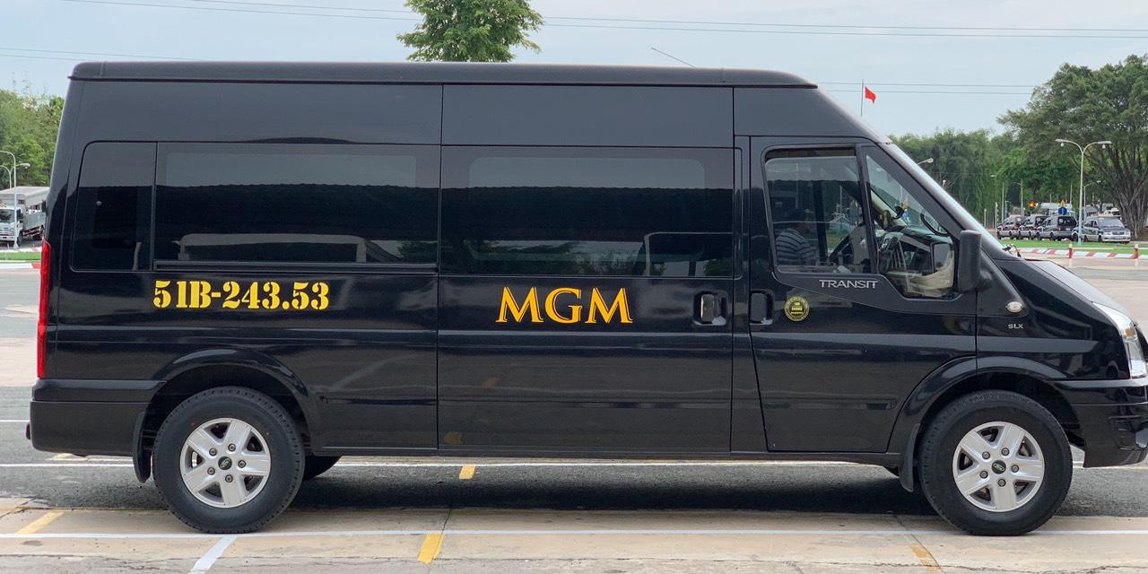 Dòng xe 16 chỗ được nhiều khách hàng yêu thích khi thuê xe 16 chỗ tại TPHCM đi khu du lịch Tà Đùng