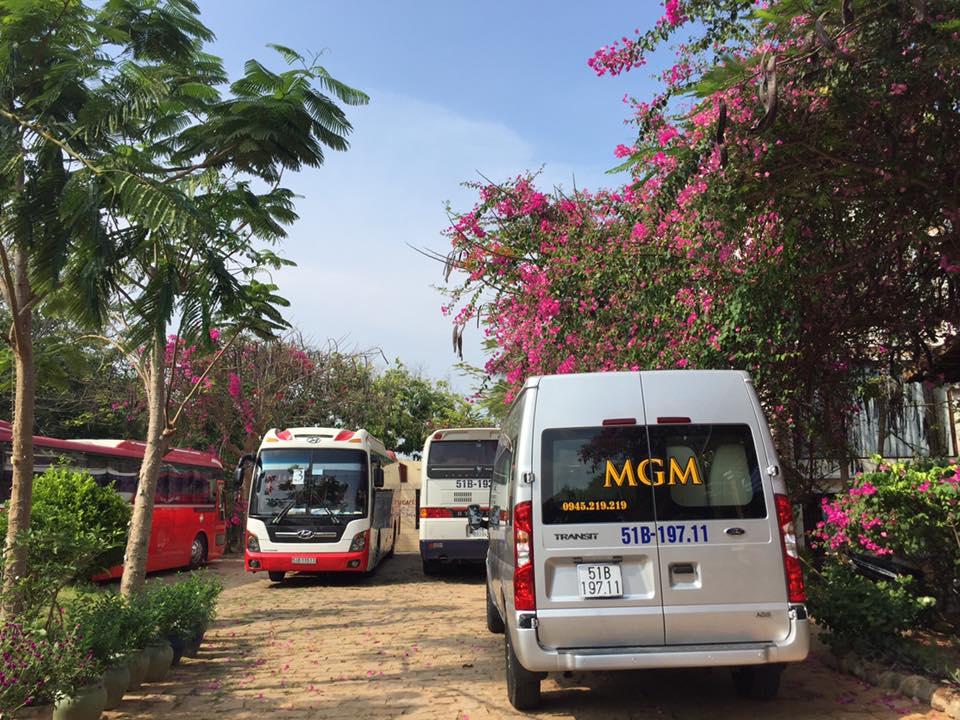 Kinh Nghiệm du lịch Mũi Né bằng xe du lịch 16 chỗ